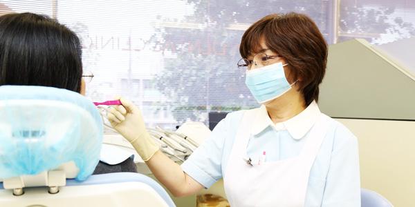 定期健診・予防歯科